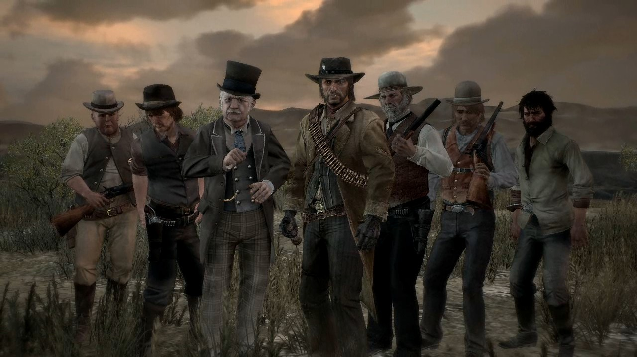 Red Dead Redemption Cheats - Red dead redemption us marshal outfit map